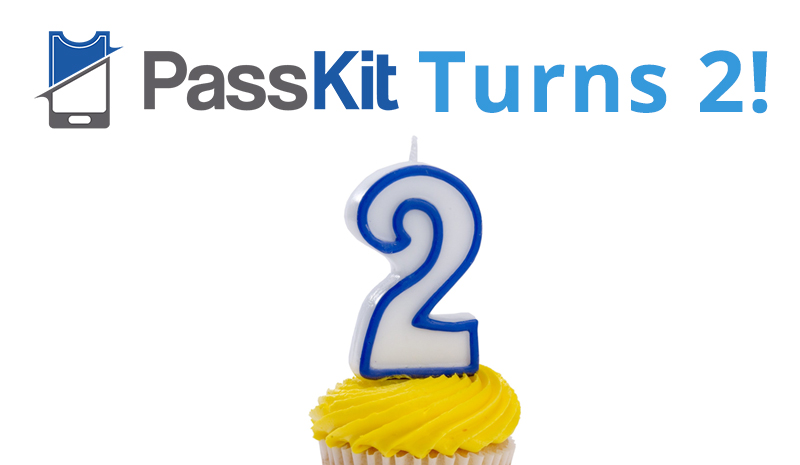 PassKit Turns 2